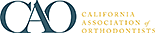 CAO California Association of Orthodontists