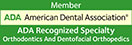 Member ADA American Dental Association