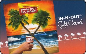 In and Out Gift Card