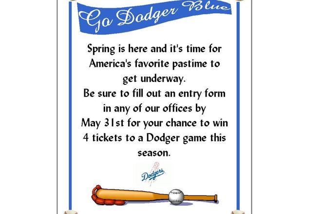 Go Dodger Blue