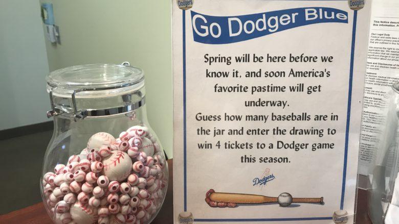 Baseballs in a Jar.